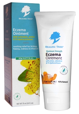 Natural Eczema Ointment
