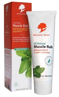 All Natural Muscle Rub
